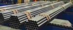 Pipa Bulat (Ornament Pipe/Round Tube) Stainless Steel